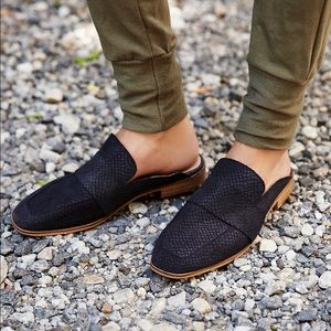 FREE PEOPLE// at ease loafers